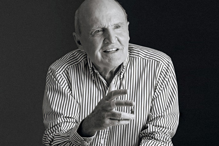 """evaluation of jack welch as a It was actually popularized by jack welch at ge, where it was known as """"rank  and yank"""" welch defended the practice to the wall street journal."""