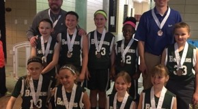 5th Grade Girls Finish 3rd at Show-Me STATE Games